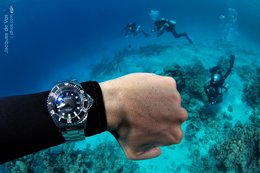 Borealis Seahawk 1500 works great for any deep diving. Here seen with Technical Divers.