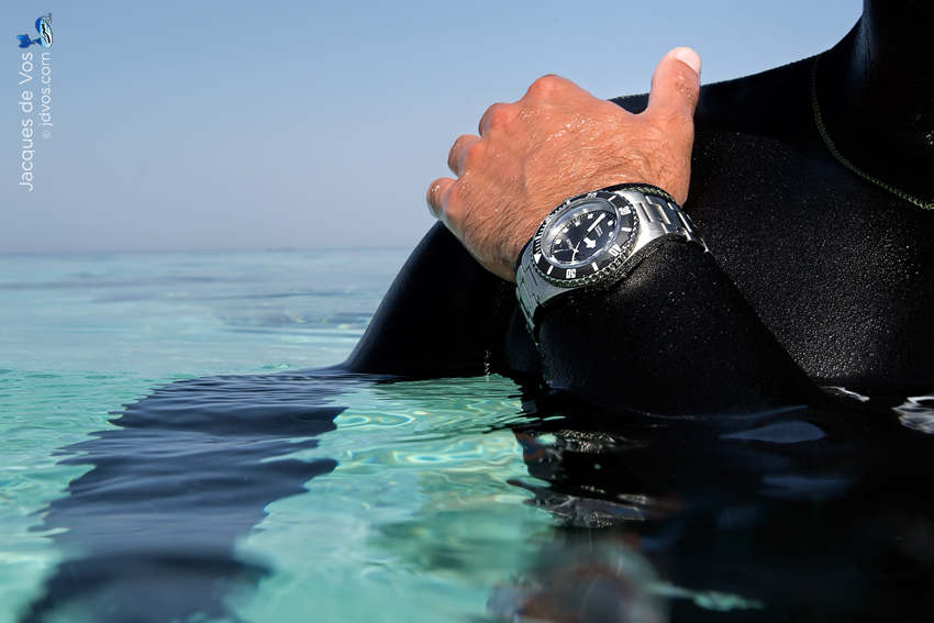 Borealis Seahawk 1500 is easily worn over wetsuits.