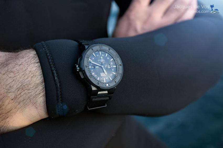 The Force Recon GMT Was Designed To Meet Force Recon's Demanding Equipment Standards